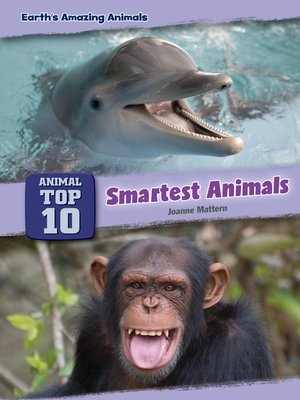 cover image of Smartest Animals