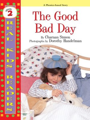 cover image of The Good Bad Day
