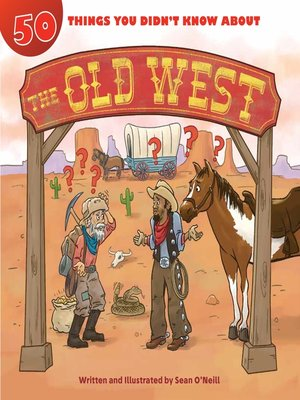 cover image of 50 Things You Didn't Know about the Old West