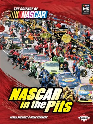 cover image of NASCAR in the Pits