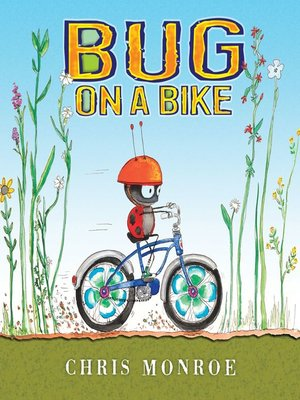cover image of Bug on a Bike