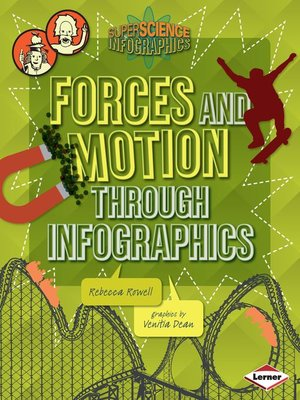 cover image of Forces and Motion through Infographics