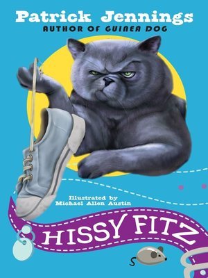 cover image of Hissy Fitz