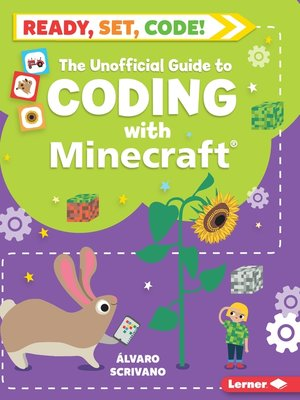 cover image of The Unofficial Guide to Coding with Minecraft