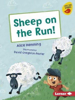 cover image of Sheep on the Run!