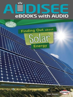 cover image of Finding Out about Solar Energy