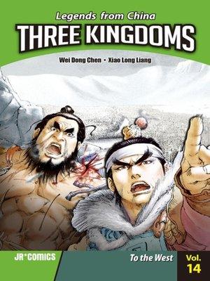 cover image of Three Kingdoms, Volume 14