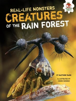 cover image of Creatures of the Rain Forest