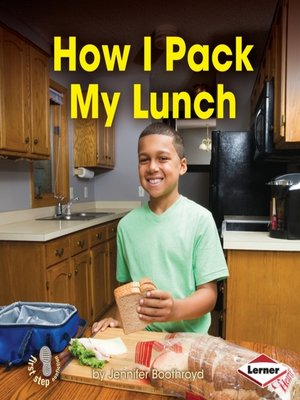 cover image of How I Pack My Lunch
