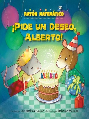 cover image of ¡Pide un deseo, Alberto! (Make a Wish, Albert!)