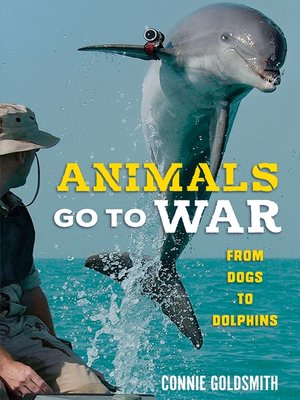 cover image of Animals Go to War