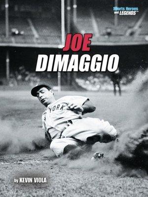 cover image of Joe DiMaggio