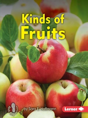 cover image of Kinds of Fruits
