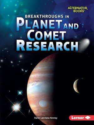 cover image of Breakthroughs in Planet and Comet Research