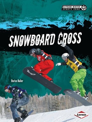 cover image of Snowboard Cross