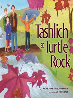 cover image of Tashlich at Turtle Rock