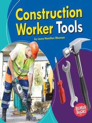 cover image of Construction Worker Tools
