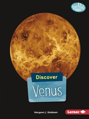 cover image of Discover Venus
