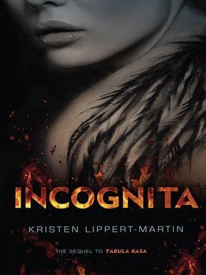 cover image of Incognita