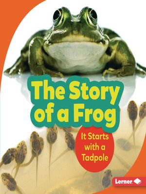 cover image of The Story of a Frog