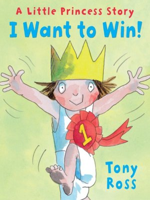 cover image of I Want to Win!