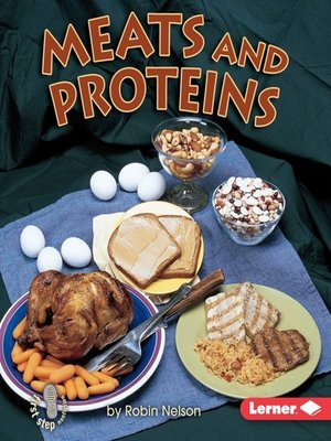 cover image of Meats and Proteins