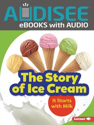 cover image of The Story of Ice Cream
