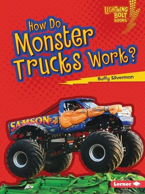 cover image of How Do Monster Trucks Work?