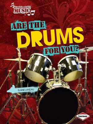 cover image of Are the Drums for You?