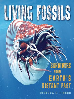 cover image of Living Fossils