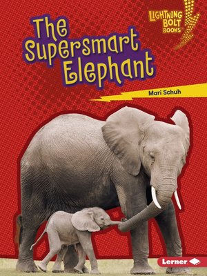 cover image of The Supersmart Elephant