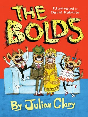 cover image of The Bolds