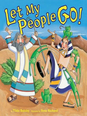 cover image of Let My People Go!
