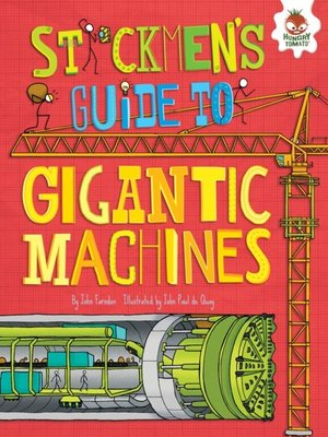 cover image of Stickmen's Guide to Gigantic Machines