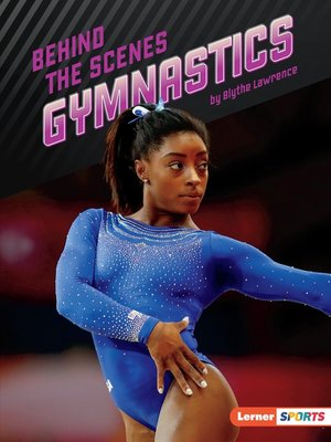 cover image of Behind the Scenes Gymnastics