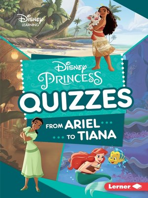 cover image of Disney Princess Quizzes