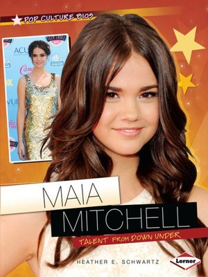 cover image of Maia Mitchell
