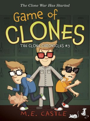 cover image of Game of Clones