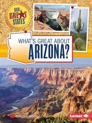 cover image of What's Great about Arizona?