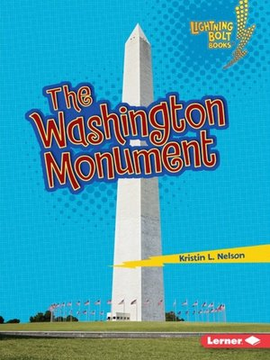 cover image of The Washington Monument