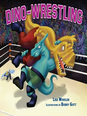 cover image of Dino-Wrestling