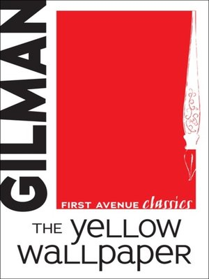 cover image of The Yellow Wallpaper