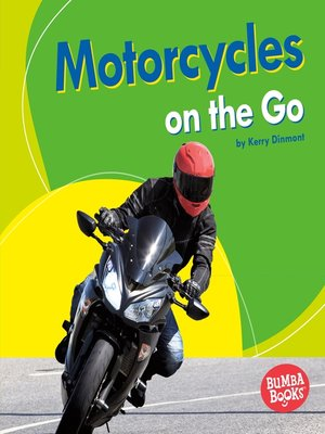 cover image of Motorcycles on the Go