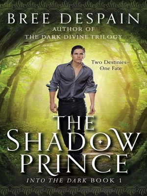 cover image of The Shadow Prince