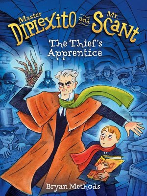 cover image of The Thief's Apprentice