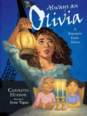 cover image of Always an Olivia