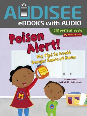cover image of Poison Alert!