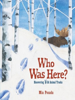 cover image of Who Was Here?