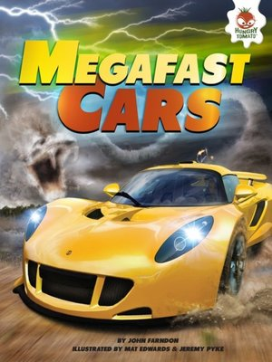 cover image of Megafast Cars