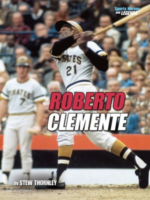 cover image of Roberto Clemente